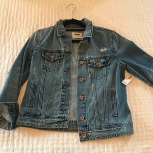 Old Navy Denim Jacket NWT